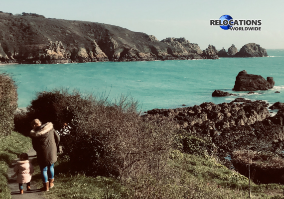 Paradise in Guernsey is just a conversation away!