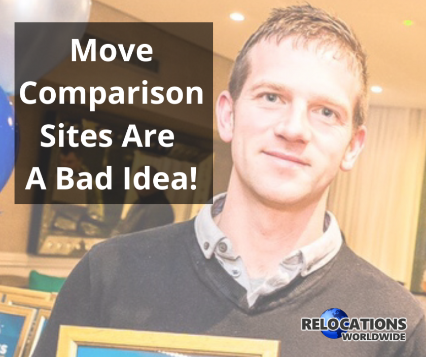 Move Comparison Sites Are A BAD IDEA!