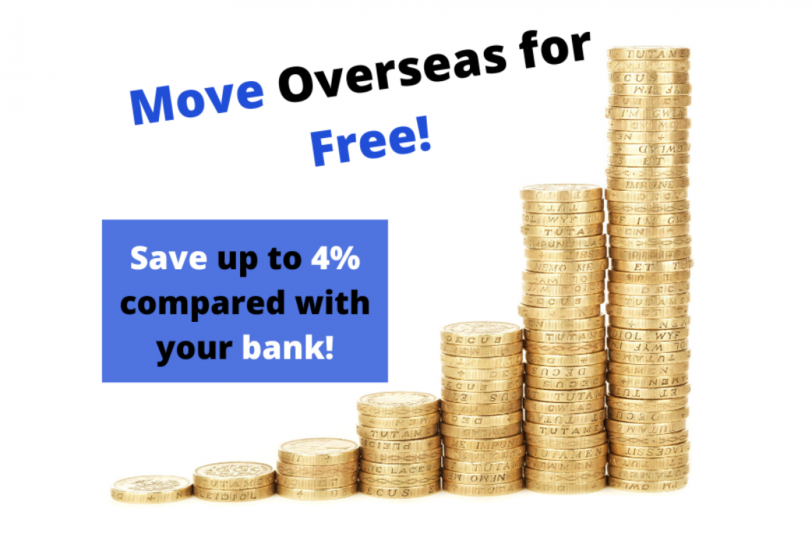 Moving Your Money For Less