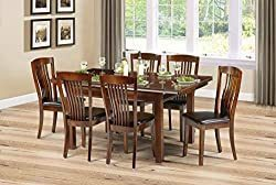 Julian Bowen - Dining Table & Chairs - Shipping to Channel Islands