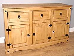 Mercers Furniture Trade Corona Sideboard